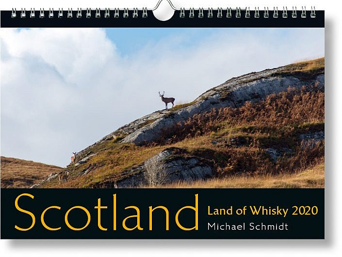 Bildkalender Scotland - Land of Whisky 2020